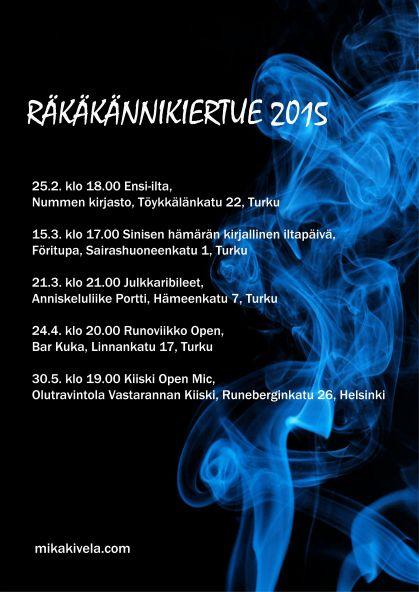 kiertue 2015