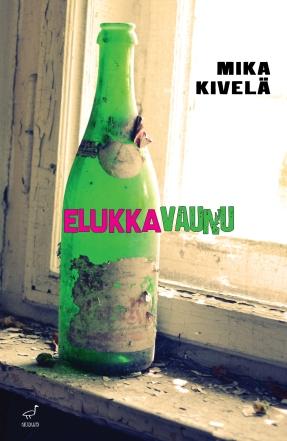 Mika Kivela Elukkavaunu -kansikuva